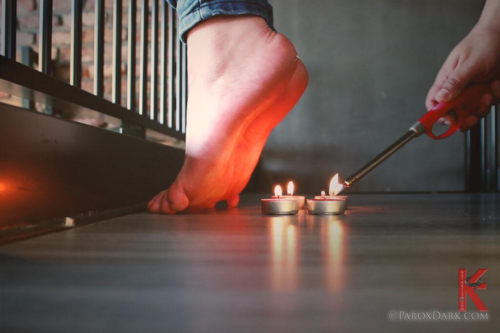 Falaka ve Ateş Cezası