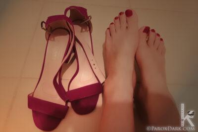 köle Elif Ayakkabı Yalıyor